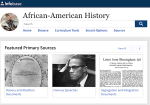Image link to African-American History