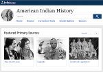Image link to American Indian History