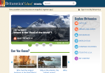 Britannica School screenshot