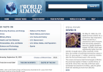 Image link to World Almanac for Kids