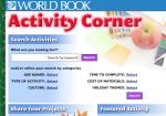 Image link to World Book Activity Corner
