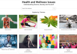 Image link to ABC-CLIO Health and Wellness Issues