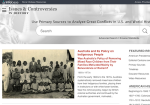 Image link to Issues and Controversies in American History