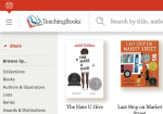 Image link to Teaching Books