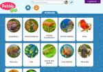 Image link to PebbleGo Animals