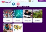 PebbleGo Next Social Studies screenshot