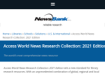 Image link to Access World News