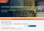 Image link to National Geographic Magazine Archive 1995-Current