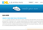 Image link to Quia Web Licenses
