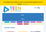 Image link to Teen Book Cloud
