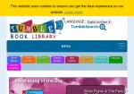 Tumble Book Library screenshot
