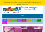 Image link to Tumble Book Library