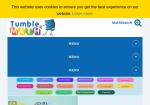 Image link to Tumble Math