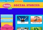 Image link to PebbleGo Estudios Sociales
