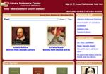 Image link to Literary Ref. Center