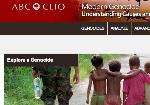 Image link to Modern Genocide
