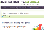 Business Insights: Essentials screenshot