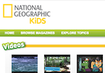 National Geographic Kids screenshot