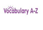 Image link to Vocabulary A-Z