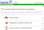 FactCite American History screenshot
