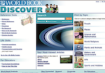 World Book Discover screenshot